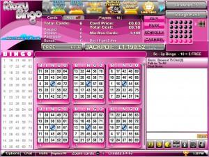 Ritzy Bingo - 75 Ball Bingo Hall