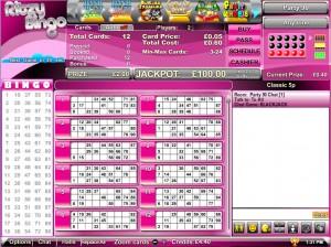 Ritzy Bingo - 90 Ball Bingo Hall