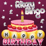 Happy Birthday to Ritzy Bingo